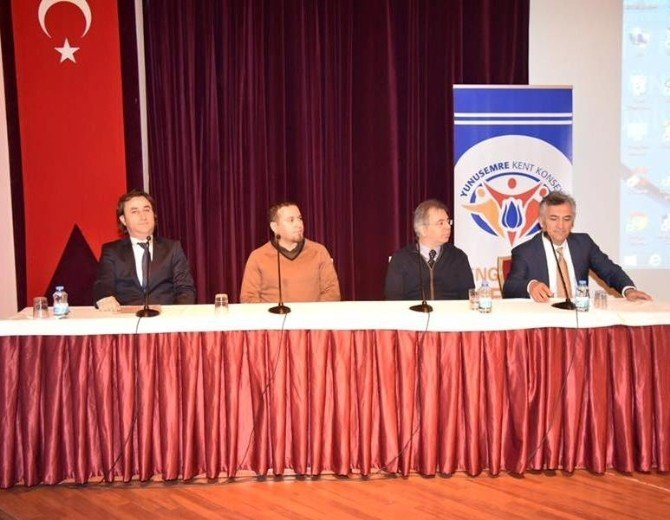 Yunusemre Kent Konseyi'nden Zihinsel Bozukluklar İle İlgili Panel