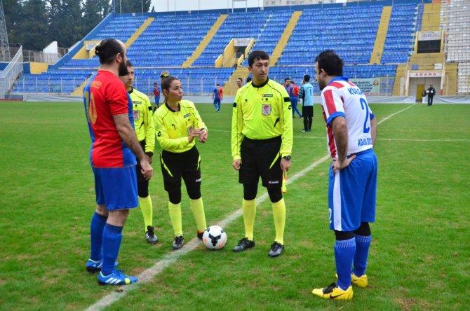 Adana Barosu Spor oyunları başladı