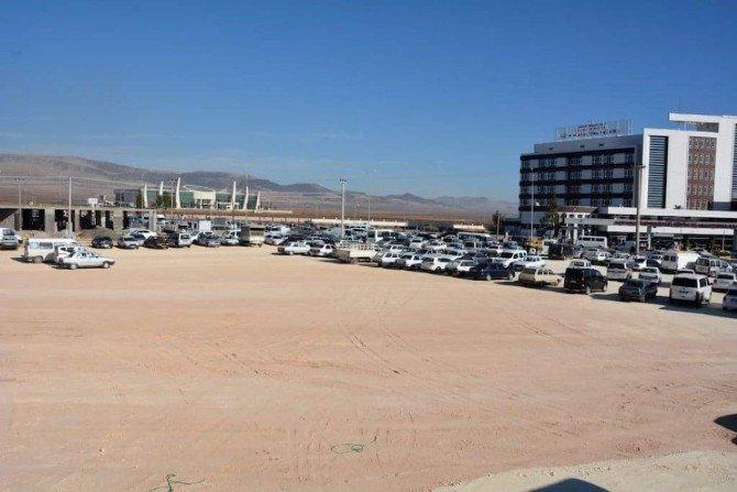 Adıyaman Belediyesi'nden 400 Yataklı Hastaneye Otopark