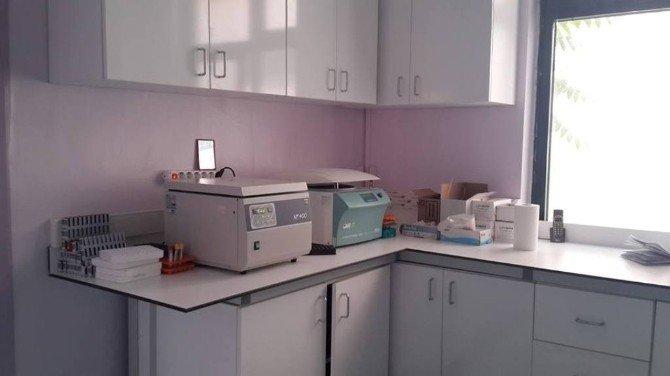 Afyonkarahisar Halk Sağlığı Laboratuvarı Bölge Laboratuvarı Oldu