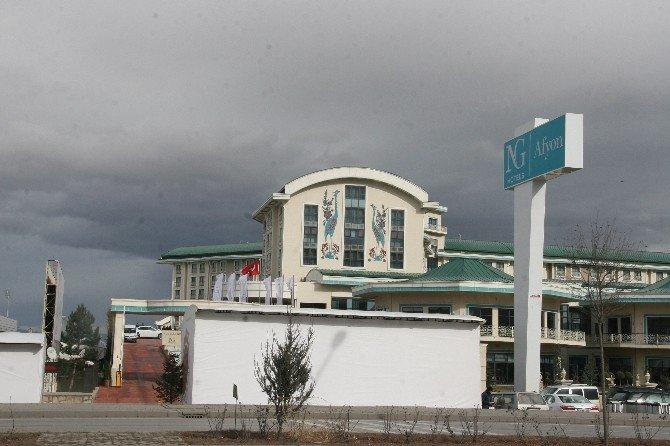 AK Parti İstişare Toplantısı Hazırlıkları Sürüyor