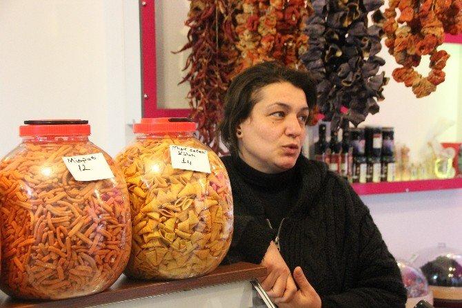 Vatandaşlar Kış Aylarında En Çok Ihlamur Ve Ada Çayını Tercih Ediyor