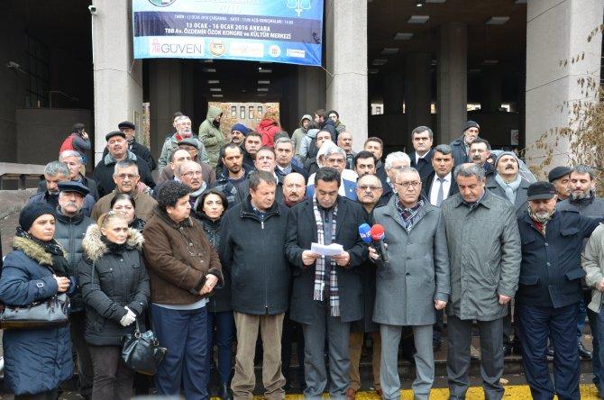 Alevi STK'lar, Mehmet Görmez hakkında suç duyurusunda bulundu