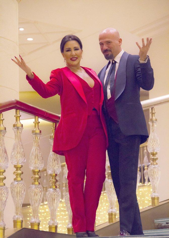 Nükhet Duru Ermenice albümde düet yapacak