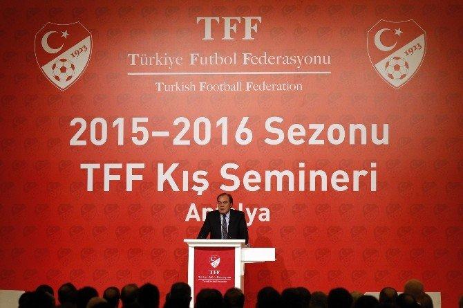 """Demirören: """"Türk Futboluna İhanettir, Ayıptır"""""""