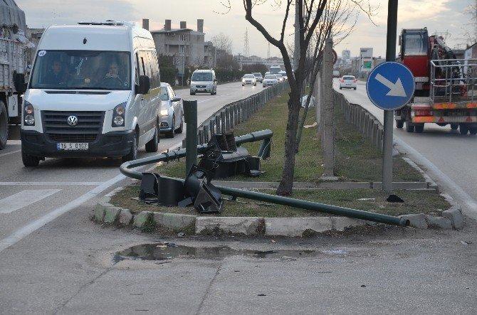 Bursa'da Lodos Hayatı Olumsuz Etkilemeye Devam Ediyor