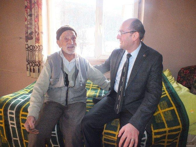 Azdavay'da Yaşlı Çınarlara Evde Bakım Projesi