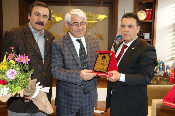 Başkan Karaçanta Denge Tazminatına Zam Yaptı