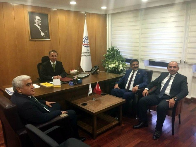 Kilis Heyetini Ankara Çıkarması