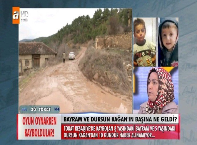 Kayıp 2 Çocuktan 10 Gündür Haber Yok