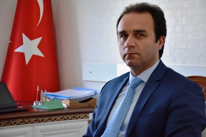 Kaymakam Erkan, ilçeyi ve Tatvanname kitaplarını tanıttı