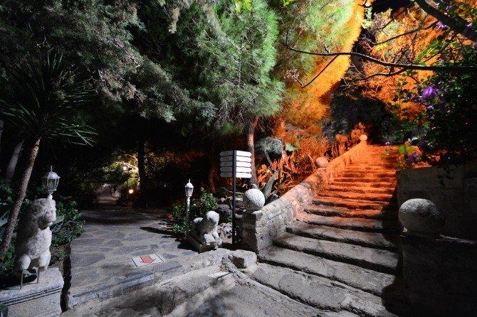 Bodrum Kalesi'nden Gece Manzaraları