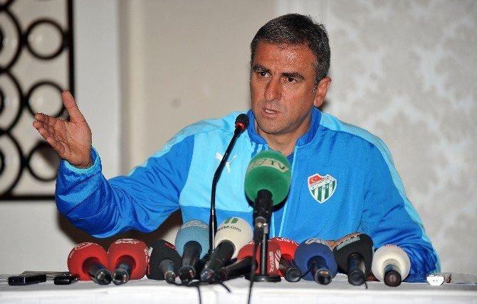 """Hamzaoğlu: """"Galatasaray'dan Ayrıldığımız İçin Üzüldük"""""""
