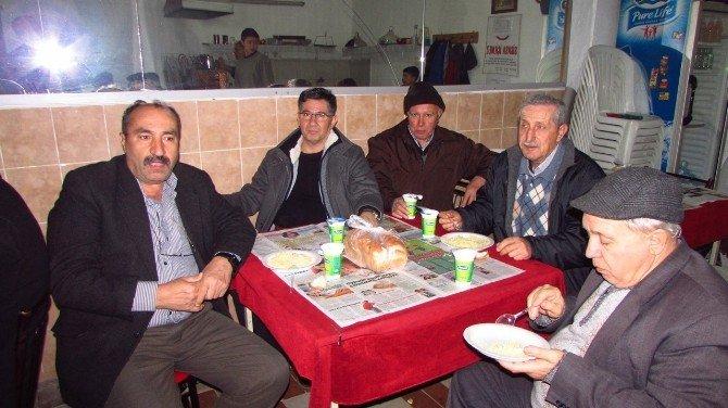 Çan'da Deveciler Deveci Pilavında Buluştu