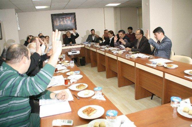 Devrek Belediyesi'nden Aylık Meclis Toplantısı