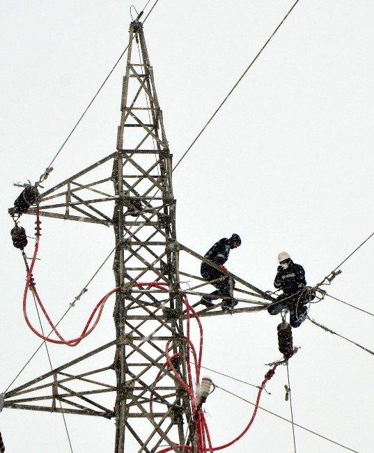 Dicle EDAŞ Kışın Kesintisiz Enerji Vermeyi Hedefliyor