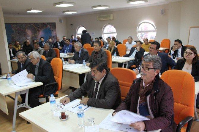 Didim Belediye Meclisi Yılın İlk Toplantısını Yaptı