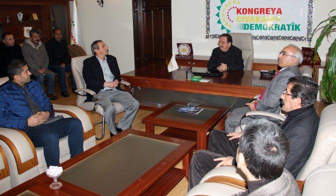 Sivil toplum çözüm umuduyla Diyarbakır'da