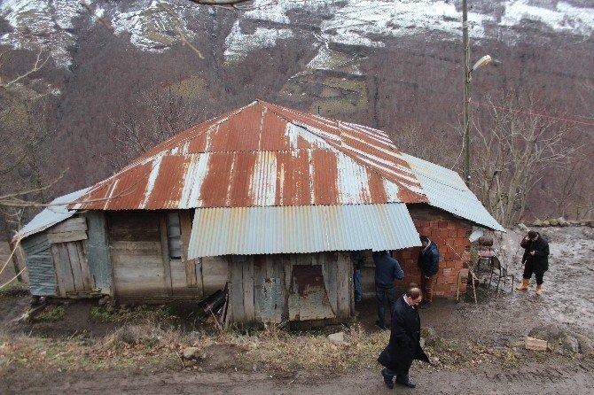 Şehidin Evi Yeniden Yapılacak