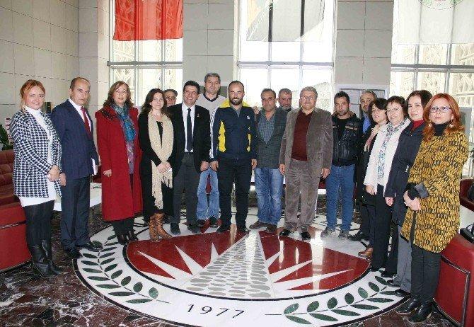 Döşemealtı Belediyesi'nden Yeni Yılın İlk Sergi