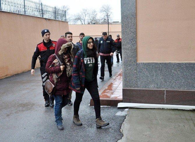 Edirne'de Terör Örgütü Operasyonu: 18 Gözaltı