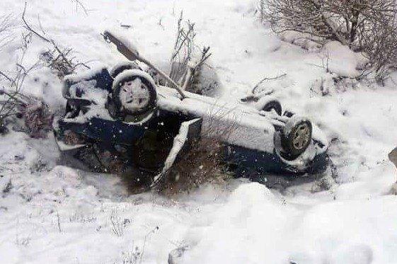 Elazığ'da Kar Bilançosu: 1 Ölü, 27 Yaralı