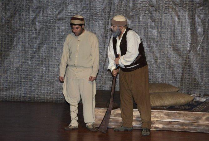 Eski Çarıklar Tiyatrosu Dörtyol'da