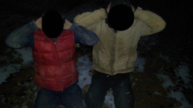 Sınırda 7 IŞİD terör örgütü mensubu gözaltına alındı