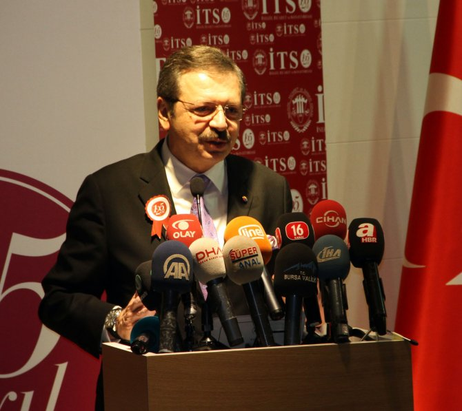 Bakan Faruk Çelik: Asgari ücret 1300 lira oldu diye kıyamet kopmaz