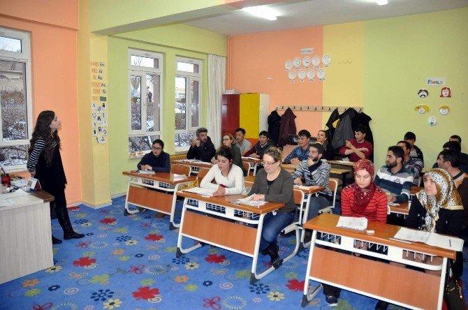 Göreme'de İngilizce Kursu Açıldı