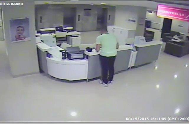 Hastane hırsızı serbest kaldı