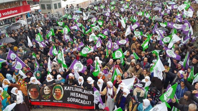 Demirtaş'tan Cumhurbaşkanı'na: Sen Meclis'e ve yargıya bu emri veremezsin