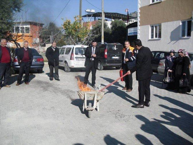 Aydın'da İmamlar Acil Durumlar İçin De Eğitim Aldı