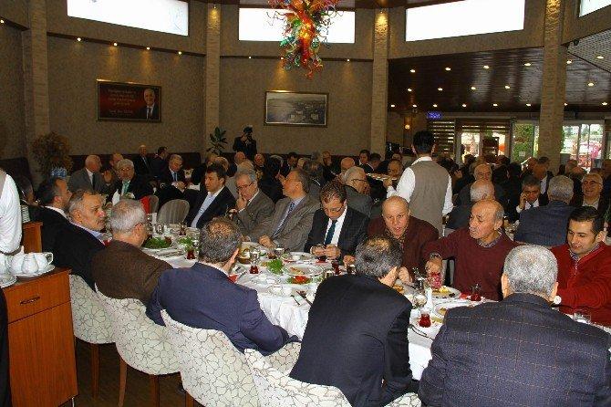 """Başkan Yılmaz: """"Bu Ülke Kadeh Ellerde 'Şerefe' Diyerek Yönetilmiyor"""""""