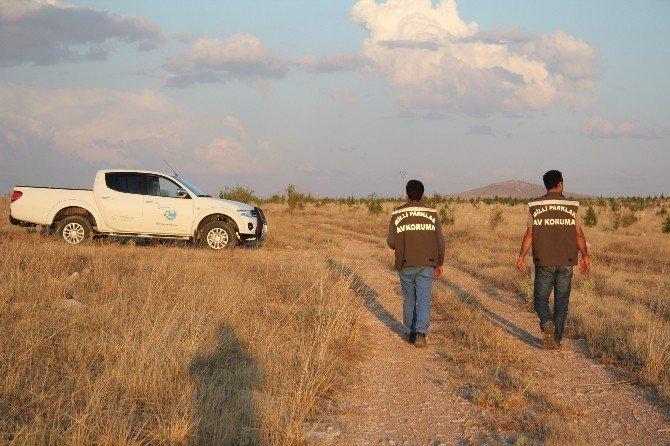 Karaman'da 2015'te Kaçak Avdan 133 Kişiye Ceza Kesildi