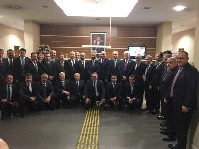 Başkan Babaş Enerji Politikaları Toplantısına Katıldı