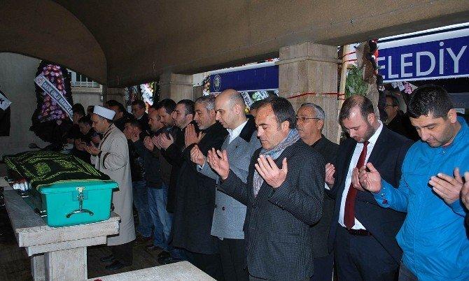 CHP'li Meclis Üyesi Son Yolculuğuna Uğurlandı