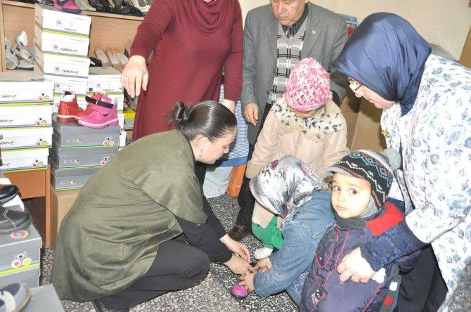 Sosyal Konsey'den çocuklara bot yardımı