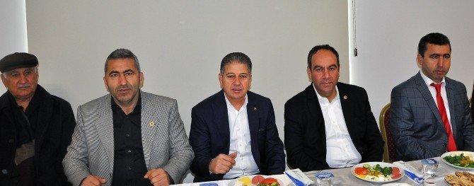 """Tümer: """"Adana'nın Gelişimi İçin Bir Araya Gelebilmeliyiz"""""""