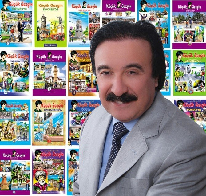 'Küçük Gezgin Akşehir'de' Kitabı Çalışmaları Başladı