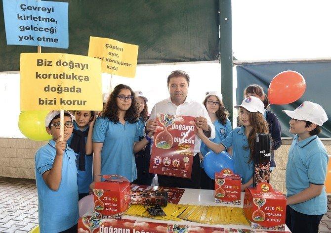 Maltepe'de Son Bir Yılda 3 Milyon 649 Bin Kilogram Atık Toplandı