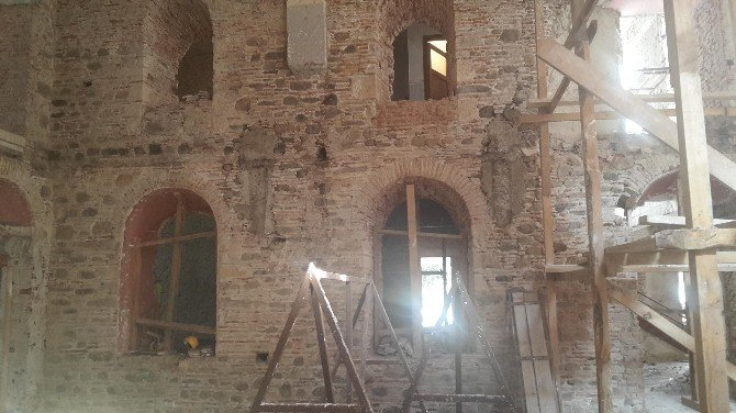 Tarihi Yapı Turgutlu'nun Sanat Merkezi Oluyor