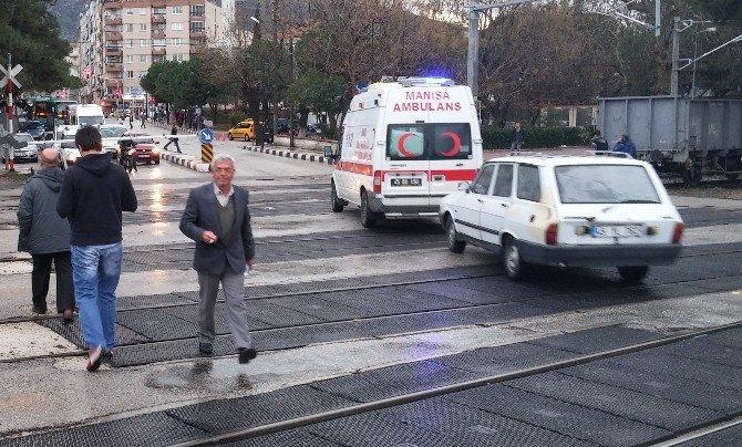 Tren Garındaki Trafik Çilesi Bir Cana Mal Oluyordu
