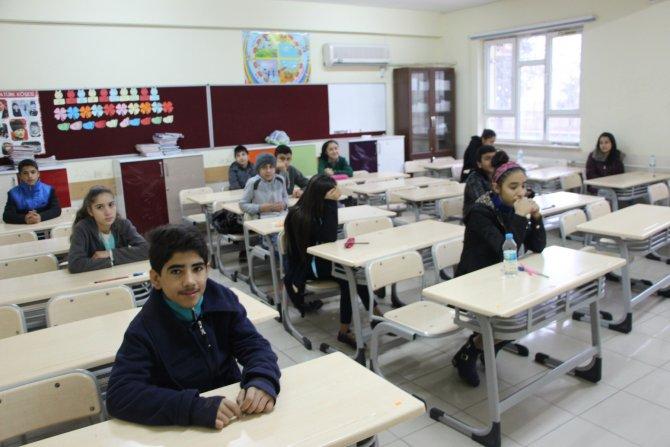 Nusaybin'de öğrencilerin TEOG sınavı endişesi yaşıyor