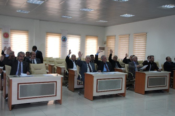 İl Genel Meclisi 4'üncü Birleşimi Yapıldı