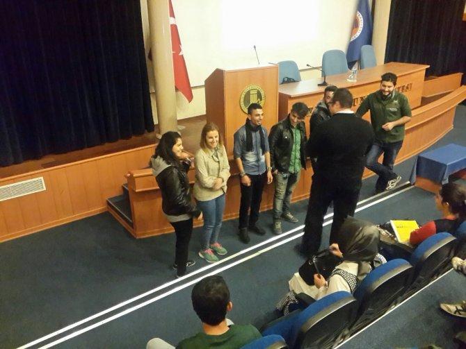 Üniversiteliler İŞKUR'la tanıştı