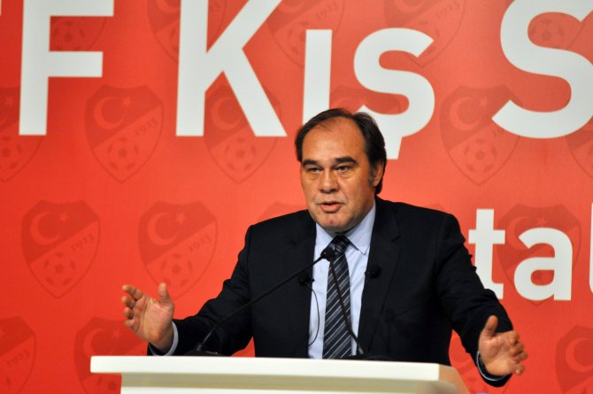 Yıldırım Demirören: Yabancı hakem ithal etmeyip, Türk hakem ihraç edeceğiz