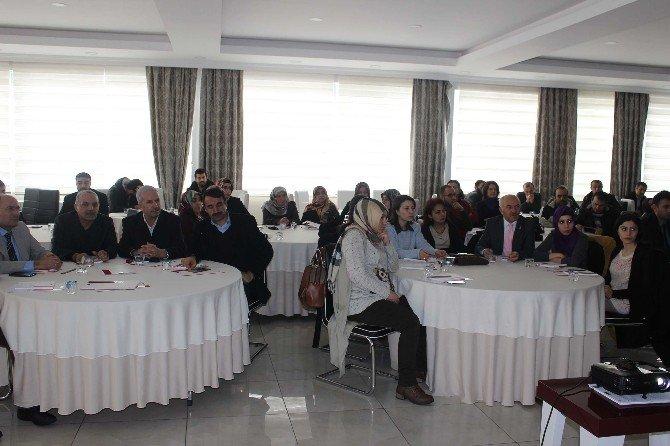 Muş'ta 'Kep 2' Toplantısı