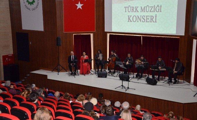 Namık Kemal Üniversitesi'nde Türk Müziği Konseri