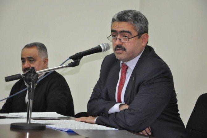 Nazilli'de Yeni Yılın İlk Meclis Toplantısı Yapıldı
